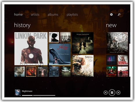 alternativo,ios,ipad,iphone,itunes,metro,music,player,windows8
